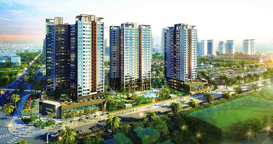 Chung cư Starlake -  khu Resort bên Hồ Tây huyền thoại